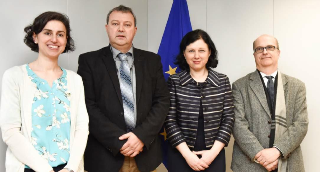 Hans-Meurisse-with-partner-agencies